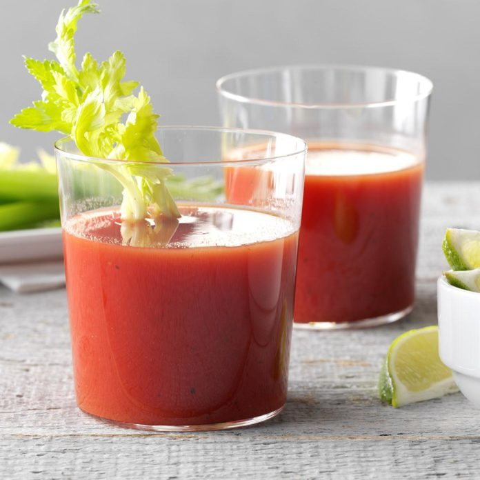 Tomato-Lime Sipper