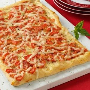 Tomato Pizza Bread