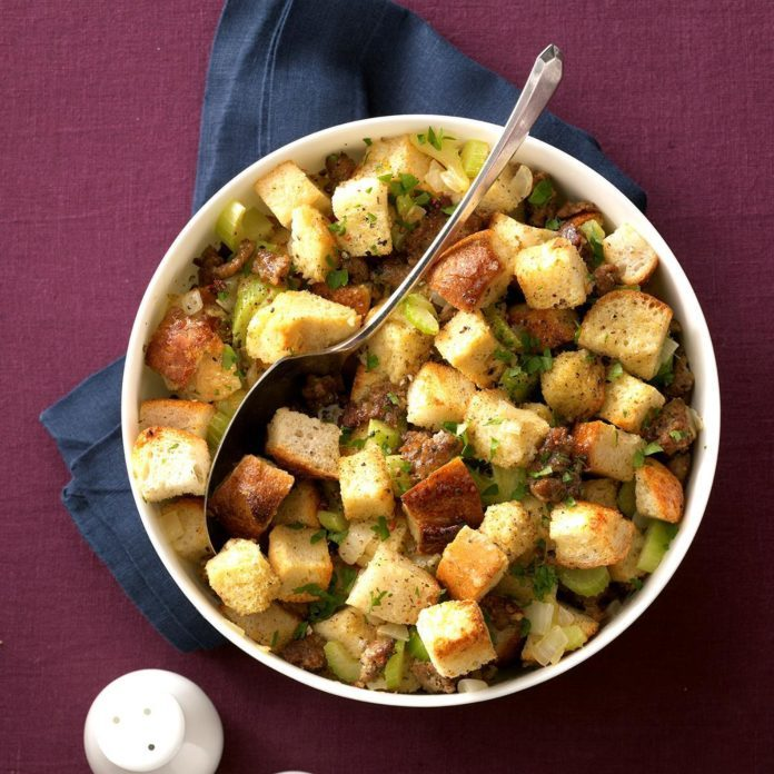 Traditional Holiday Stuffing