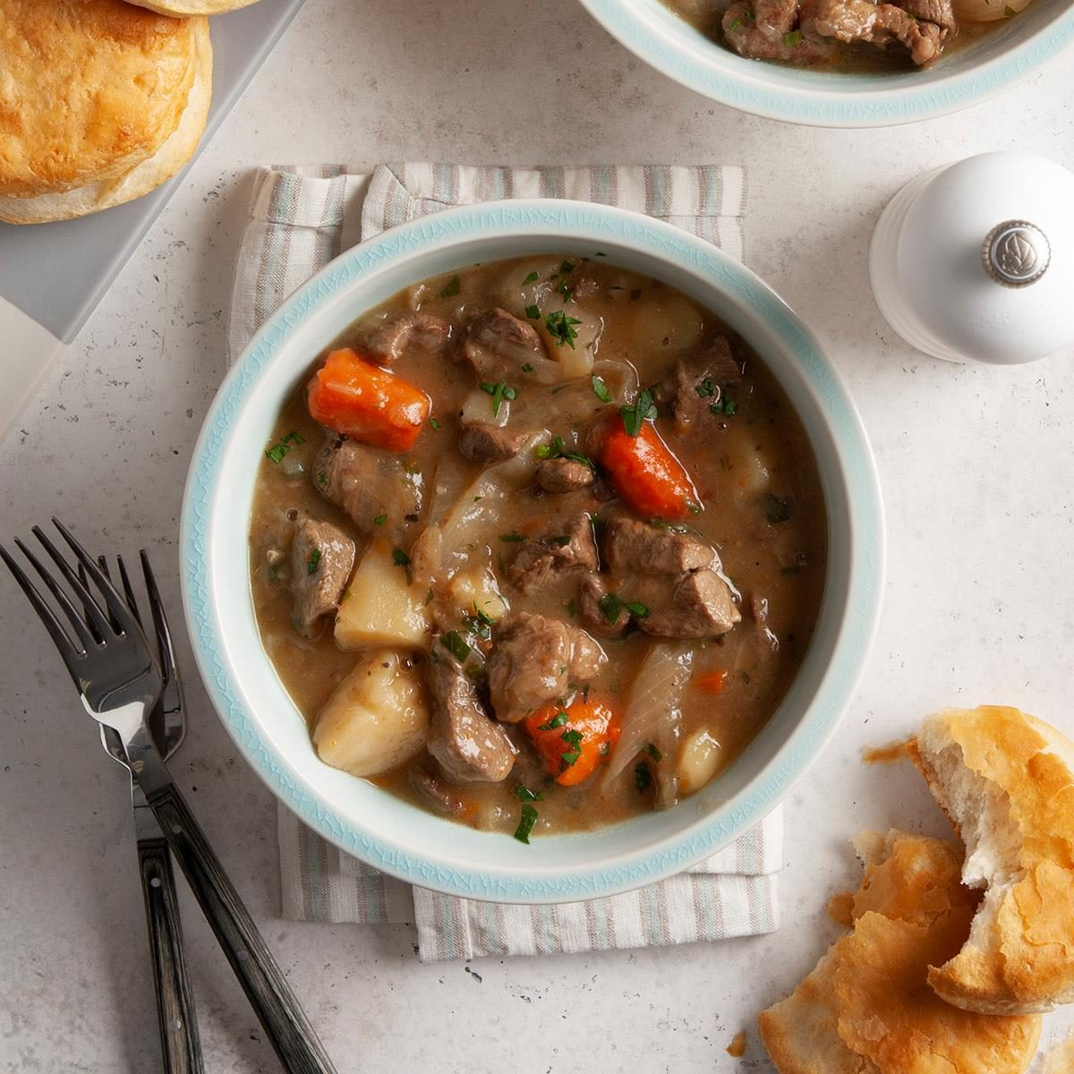 Traditional Lamb Stew Recipe How To Make It Taste Of Home
