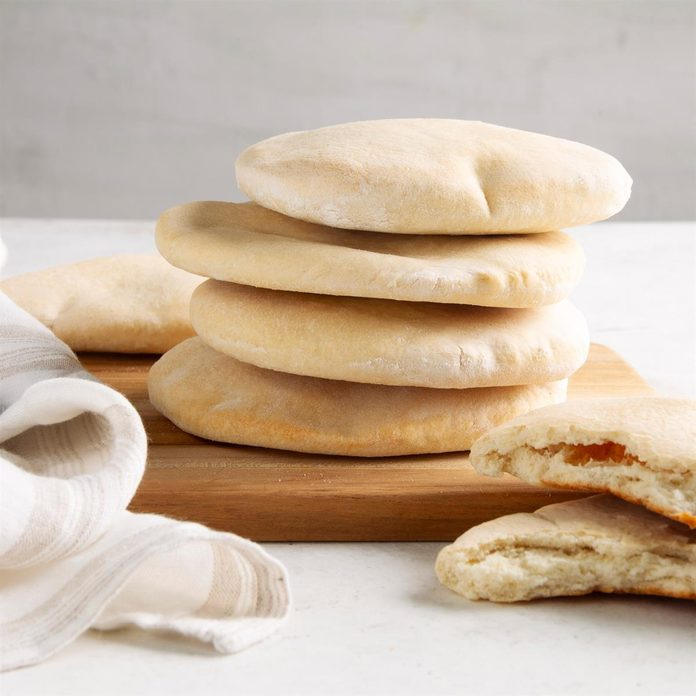 Traditional Pita Bread