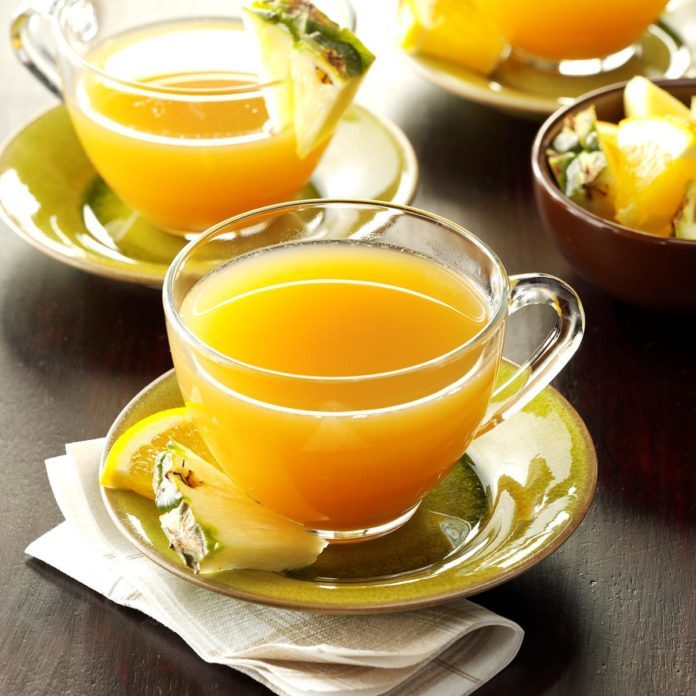 Sagittarius: Tropical Tea