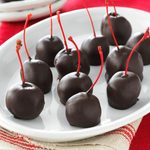 Truffle Cherries