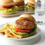 Tuna Burgers