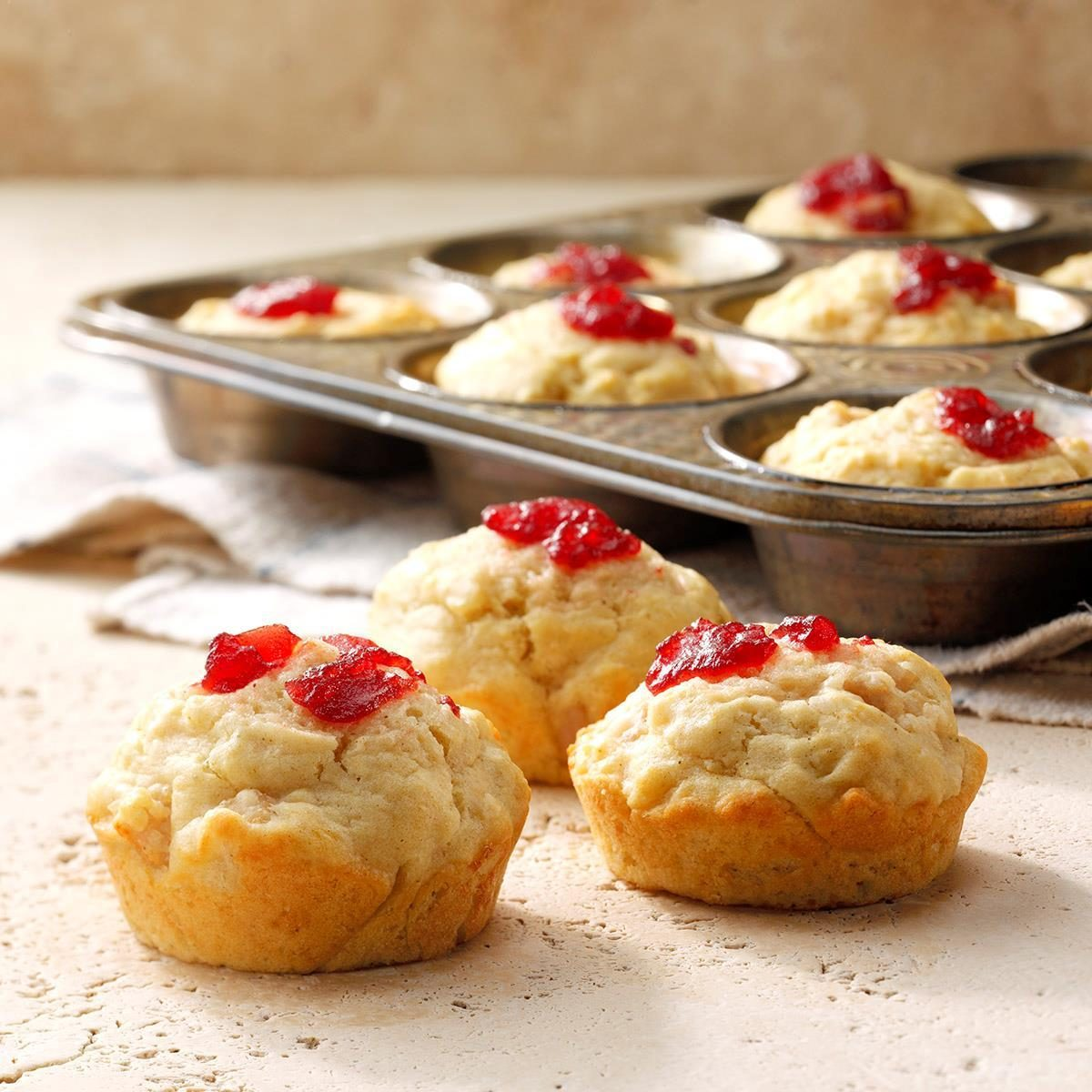 Turkey Dinner Muffins Recipe