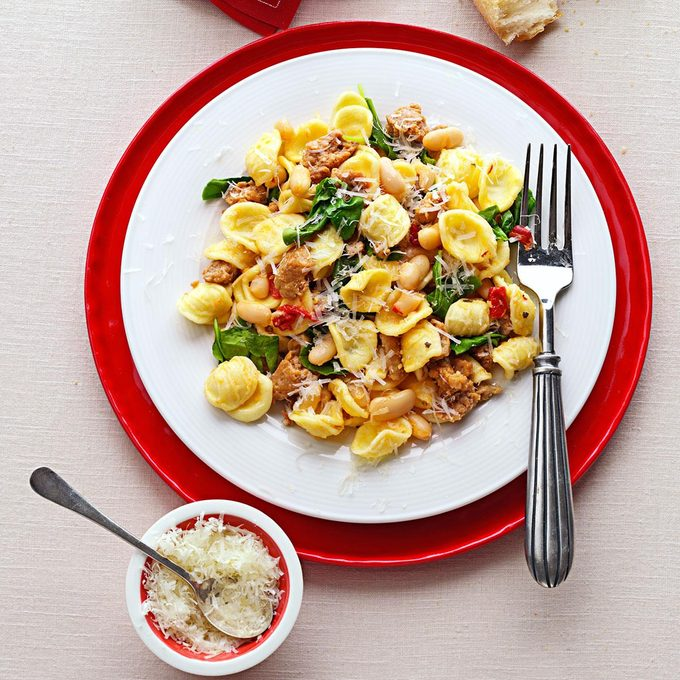 Turkey Sausage Spinach Orecchiette Exps132804 Th2379800b04 26 8bc Rms