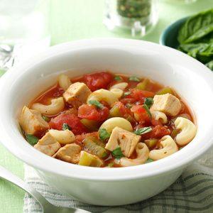 Turkey Tomato Soup