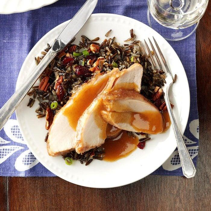 thanksgiving turkey recipes. - Turkey In A Pot