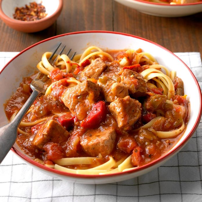 93: Tuscan Pork Stew