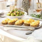 Twice-Baked Potatoes Supreme
