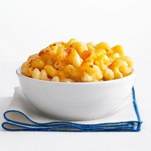 Two-Cheese Mac 'n Cheese