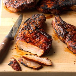 Ultimate Grilled Pork Chops