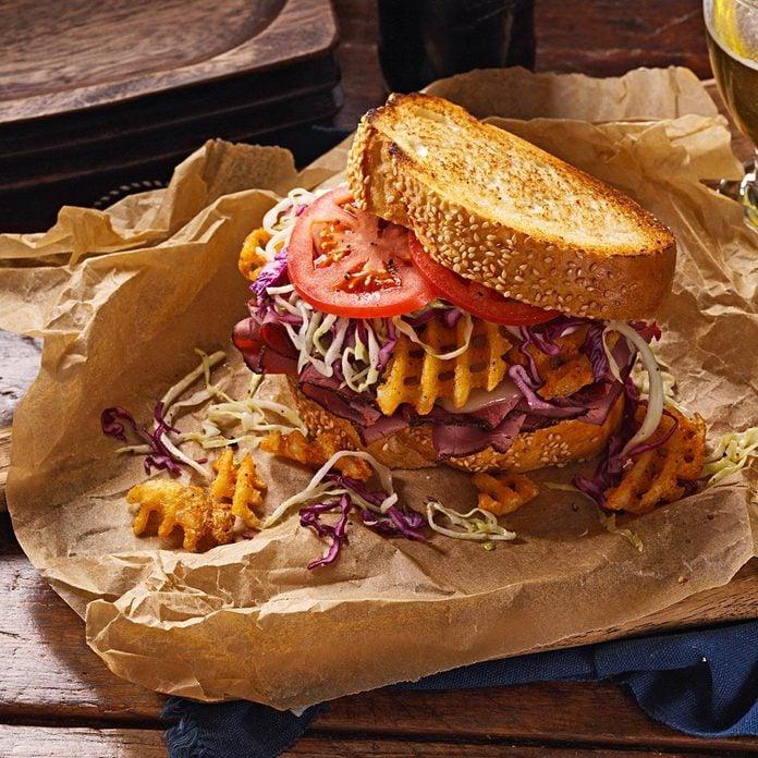 Ultimate Pastrami Sandwiches