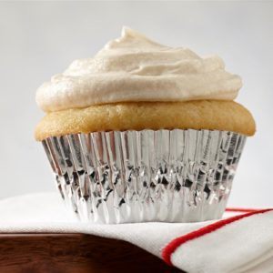 Ultimate Vanilla Cupcakes