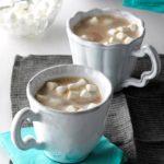 Vanilla Almond Hot Cocoa