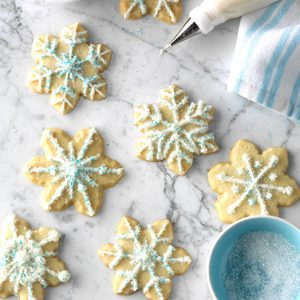 Vanilla-Butter Sugar Cookies