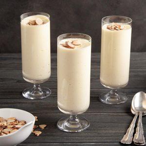 Vanilla White Chocolate Mousse