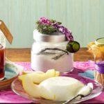 Vanilla Yogurt Panna Cotta