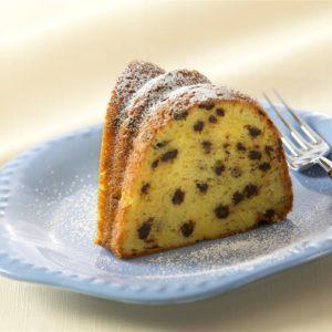 McCormick® Vanilla Rich Chip Cake