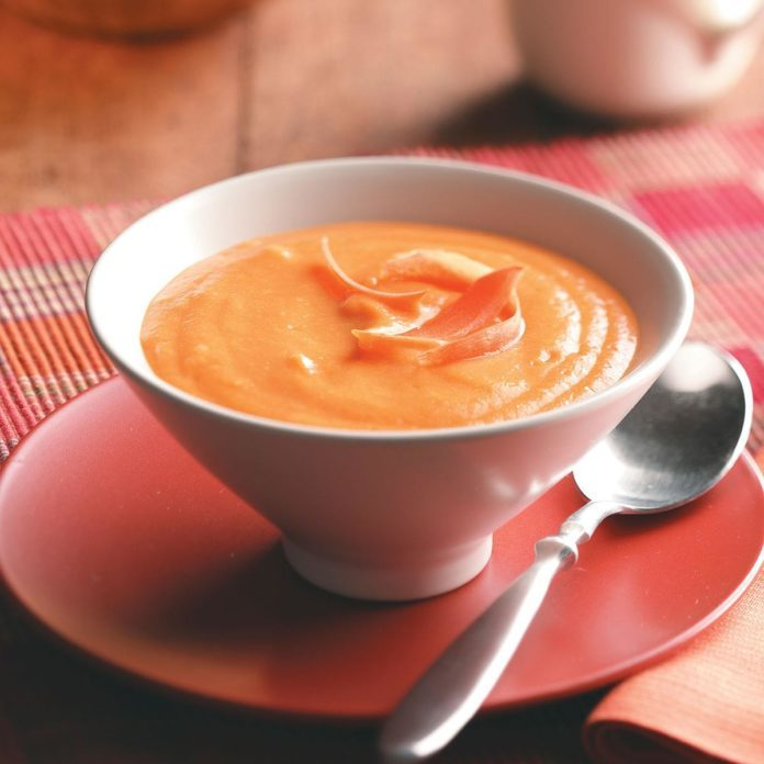 Vegetable Carrot Soup