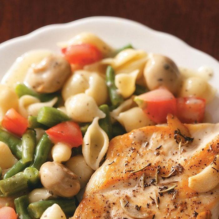 Vegetable Medley Pasta Side Dish