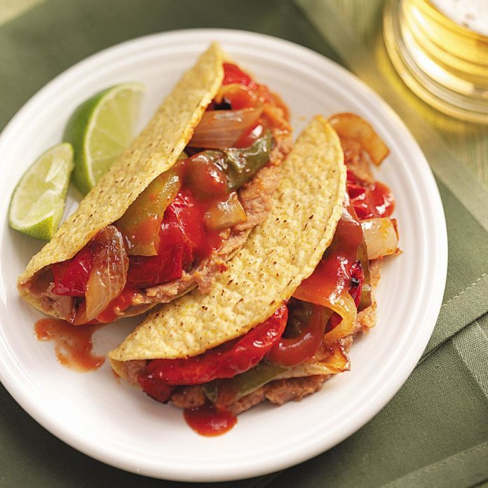 Day 11: Vegetarian Tacos