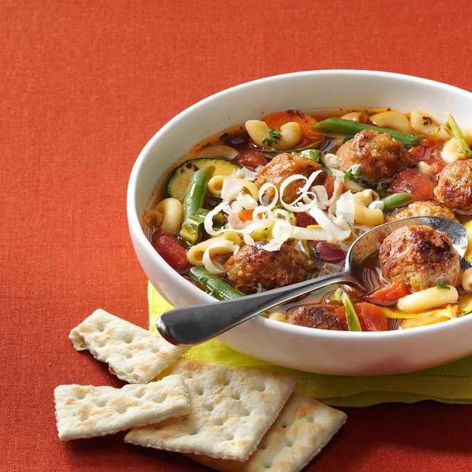 Veggie Soup With Meatballs Exps39056 Rccf143496b04 16 3bc Rms