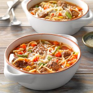 Vermicelli Beef Stew