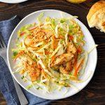 Vietnamese Crunchy Chicken Salad