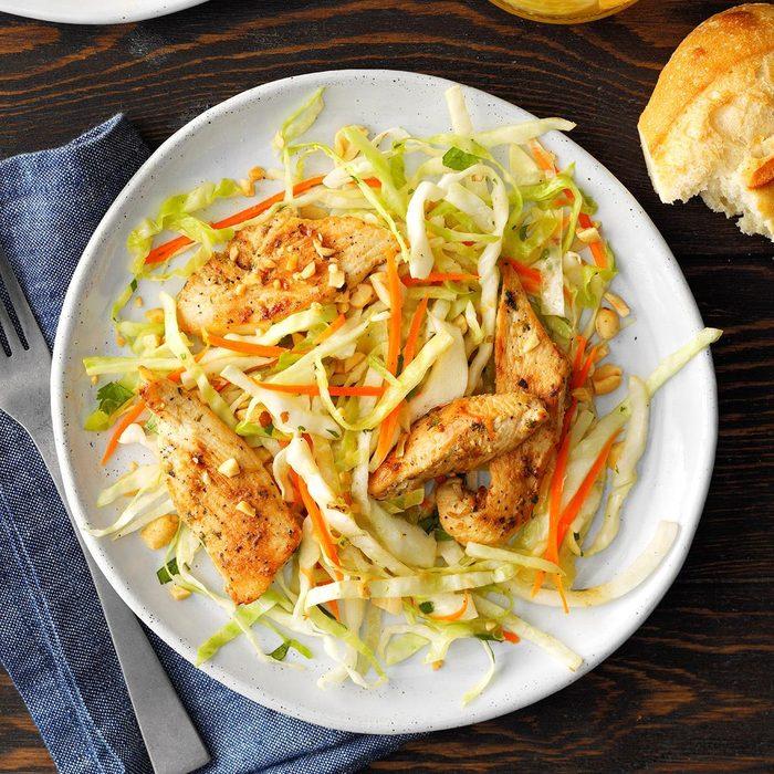 Vietnamese Crunchy Chicken Salad Exps Chbz19 68174 B10 24 2b