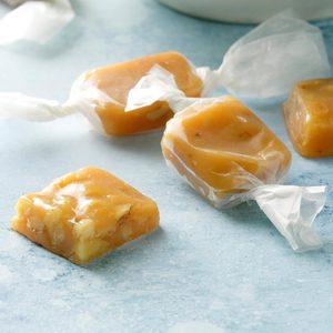 Walnut Caramels