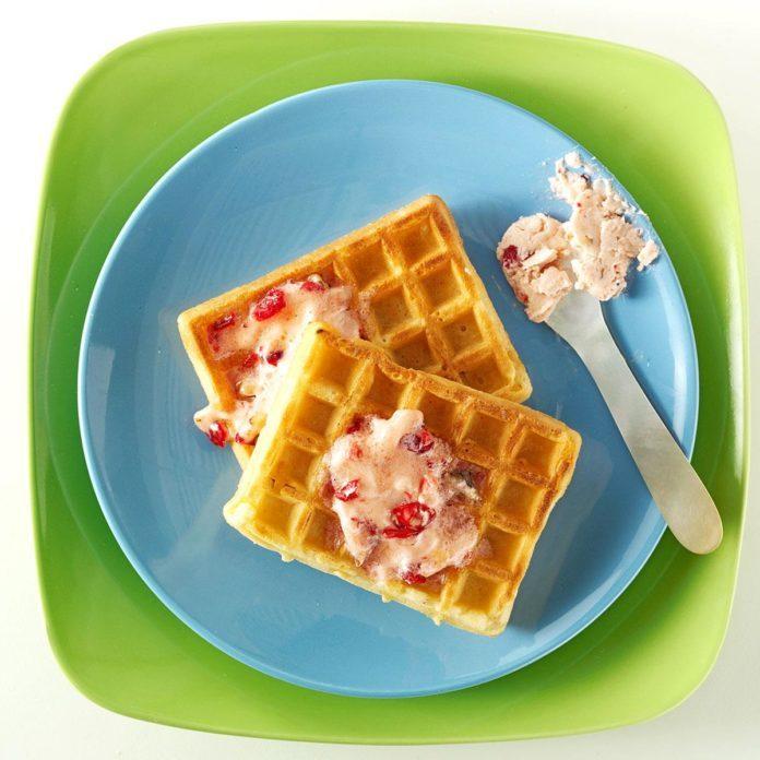 Walnut Cranberry Butter