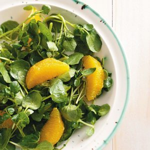 Watercress & Orange Salad