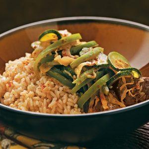 West African Beef Stew