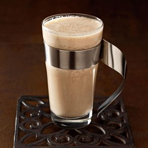 Whipped Banana Latte