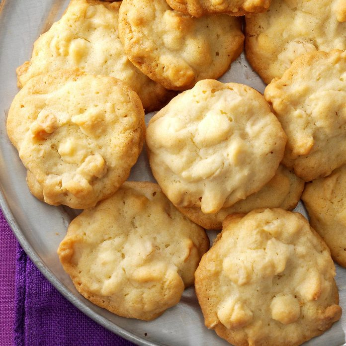 Inspired by: White Chunk Cookies with Macadamia Nuts