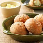 Whole Wheat Potato Rolls