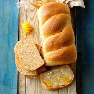 Wholesome Wheat Bread
