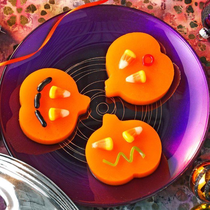 Wiggly Pumpkins