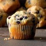 Wild Blueberry Muffins