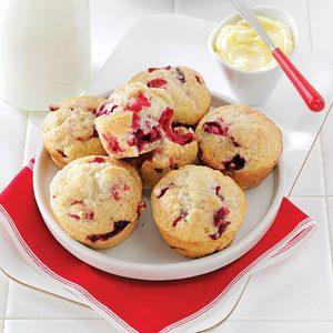 Winning Cranberry Muffins