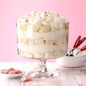 Winter Wishes Trifle