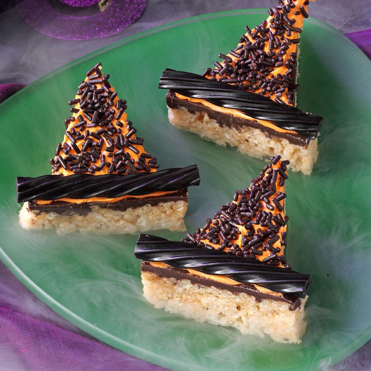 Witch Hat Treats