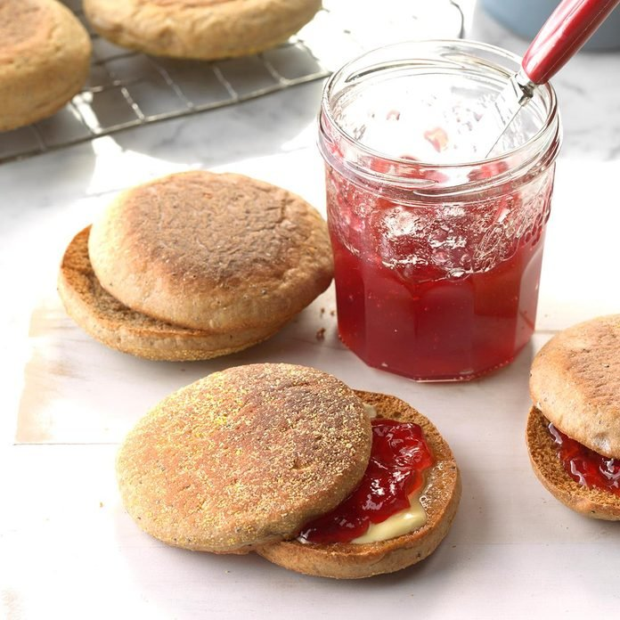 Wonderful English Muffins