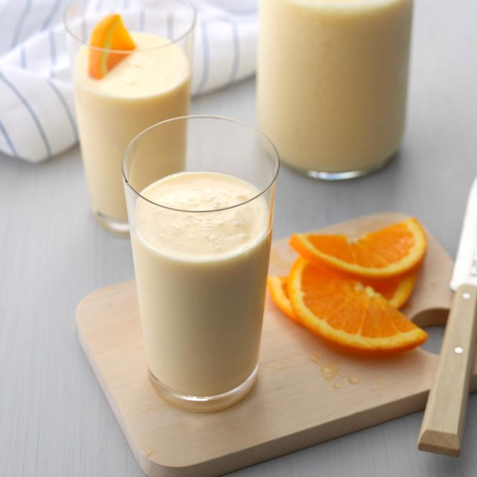 Yogurt Breakfast Drink