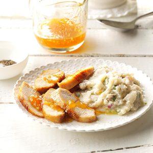 Zesty Apricot Turkey
