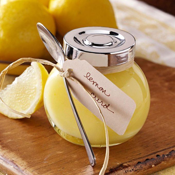 Zesty Lemon Curd