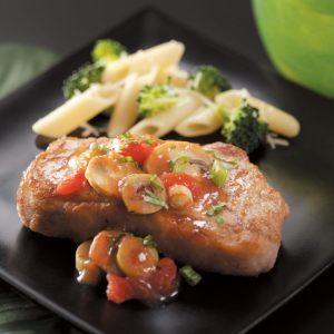 Zesty Pork Chops