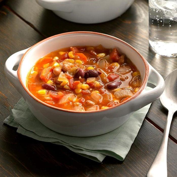 Zippy Bean Stew