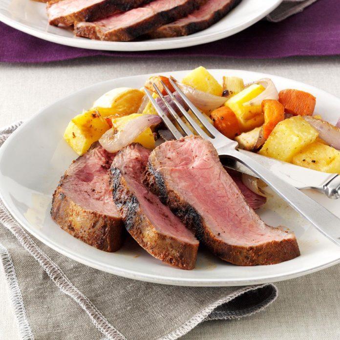 Zippy Sirloin Steak